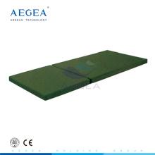 AG-M009 Colchón de hospital a prueba de agua usado colchón plegable