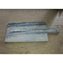 Доска для резки мраморного камня 40X17см