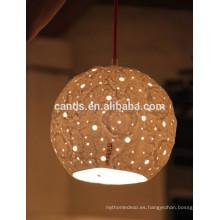 Lámpara de la decoración del hogar lámpara popular