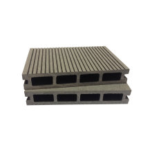 Solid Grooved Resistance of Crack Mold Warp Water Termite Anti-Slip WPC Decking