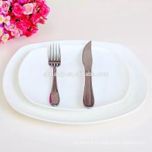 Фарфоровая обеденная тарелка оптом