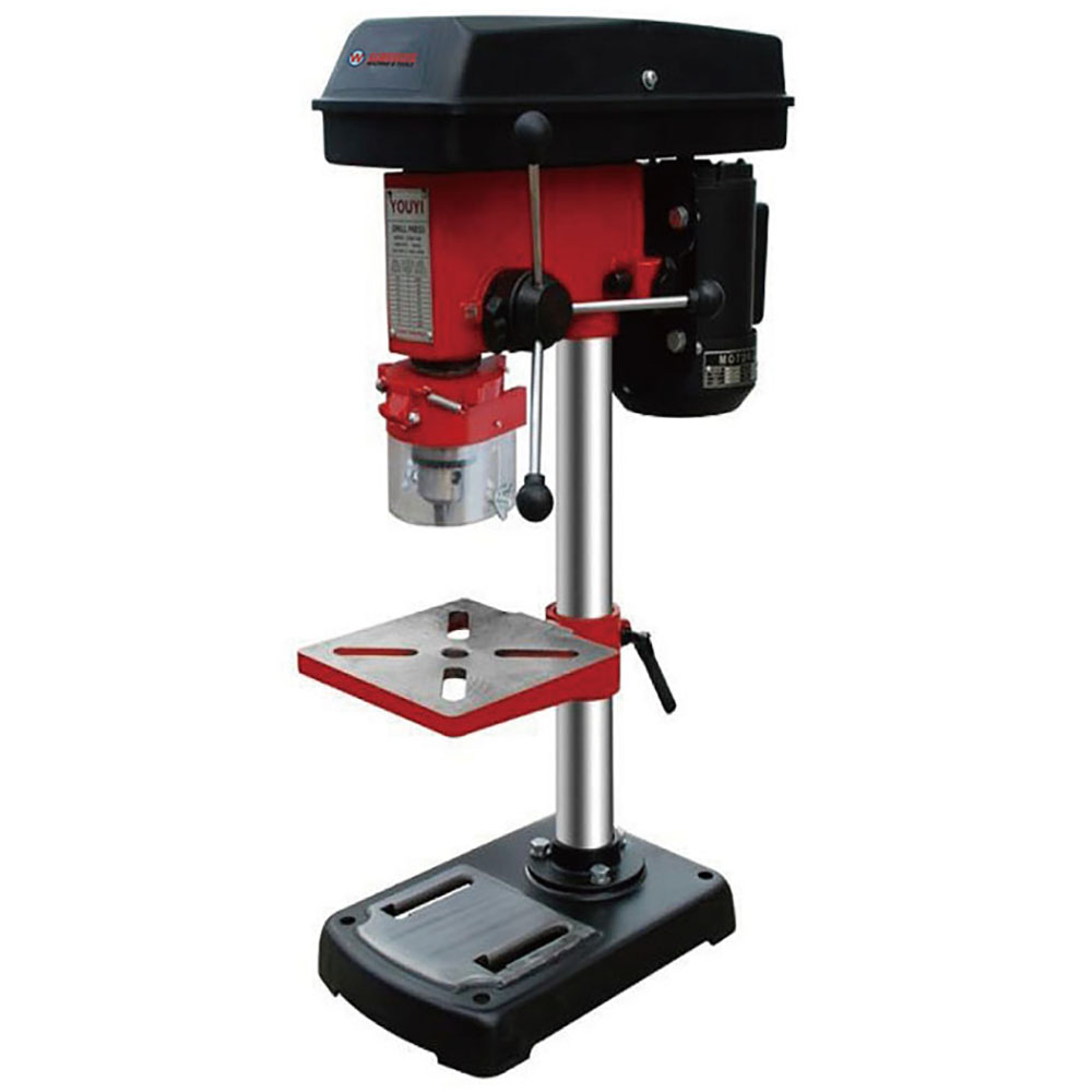 Drilling Machine with Brush