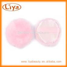 Persönliche Betreuung bilden Werkzeuge Kosmetik Blätterteig in rosa Farbe