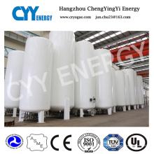 Réservoir de stockage d'eau de GNL LPG de dioxyde de carbone d'argon d'azote d'oxygène liquide 50m3
