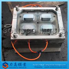 O fabricante plástico do molde do recipiente de armazenamento molda o molde do recipiente de armazenamento do alimento