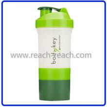450ml de protéine Shaker en plastique coupe (R-S039B)