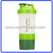 450ml Protein Plastic Shaker Cup (R-S039B)