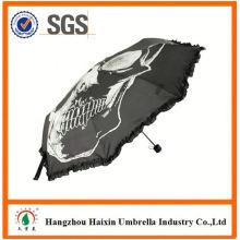 OEM/ODM Fabrik liefern Custom Printing Pongee Regenschirm