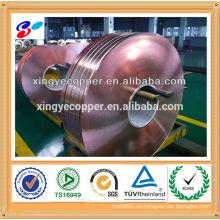 Tira de cobre C1100