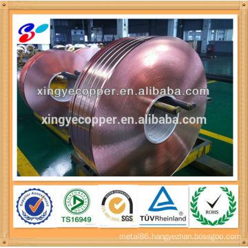 copper alloy foil