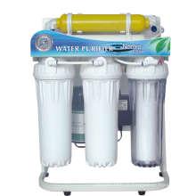 Sistema de purificador de água RO para uso doméstico