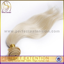 Wholesale cheap high quality brazilian remy grey hair weave