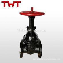 Cast iron rising stem expanding flexible wedge 22mm gate valve