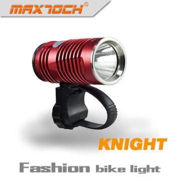 Maxtoch cavaleiro 800LM alumínio impermeável CREE LED bicicleta luz