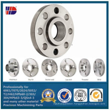 DIN Standard Carbon Steel Flange Socket Weld Flange Threaded Flange