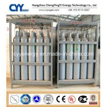 Hochdruck-Sauerstoff-Argon-Stickstoff-Gas-Zylinder Dnv Rack