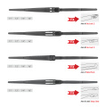 Himalayas Series Multi-clip Rear Wiper Blades