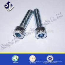 Vis à tête hexagonale DIN912 à vis TS16949 cert