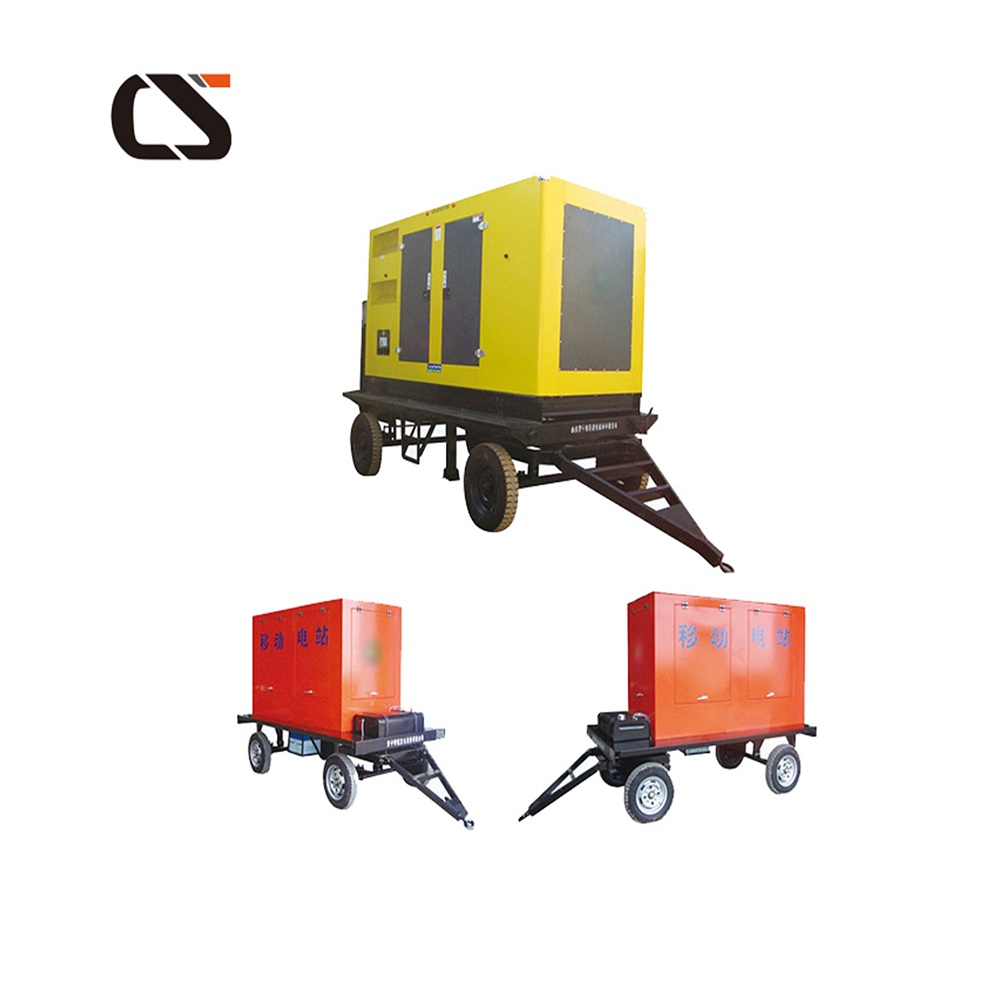 Mobile Power Station Series Generator Set