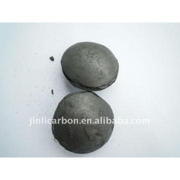 Briquette au graphite à faible teneur en soufre