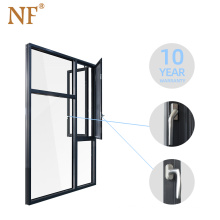 aluminum clad wood frame window
