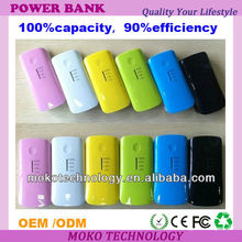 Banco de potencia portátil / móvil con batería ATL de gran capacidad