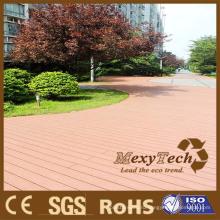 WPC, деревянный пластичный составной decking, WPC Открытый настил плитки