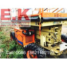 Подержанная Hydraulic Jlg Sizzor Рабочая платформа / подъемник (33RT5)