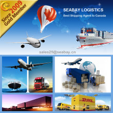 Transporte de Carga na China para o Canadá