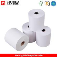 ISO 57mmx50mm Thermo POS Papierrollen für Maschine