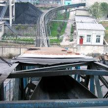 DIN / ASTM / Sha / Cema-Standard-Kohlengruben-Rohr-Gurtförderer