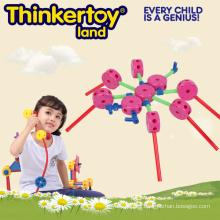 Juguete educativo para niños DIY Artesanía preescolar de juguete