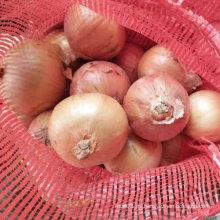 Buena calidad de la cebolla amarilla fresca china (5-7cm)