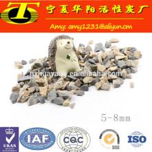 Zementindustriegradporzellan kalziniert Bauxitpulver