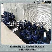 Pièce de pompe centrifuge de boue de polyuréthane dans le traitement minéral