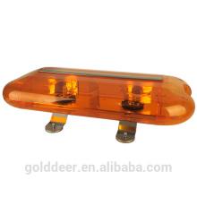 Ámbar halógeno giratorio barra de iluminación Led ámbar ADVERTENCIA Lightbar(TBD04451)