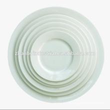 Porcelana durable, porcelana blanca duradera