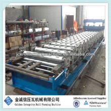 Rodillo de acero corrugado que forma el machiner / túnel corrugado que hace la máquina