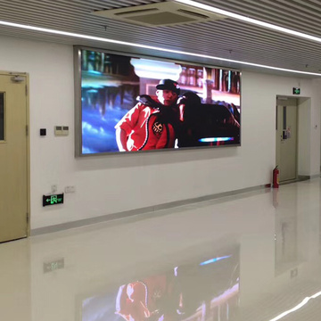 Interior pequeño Pitch p2 Mini Led Video wall