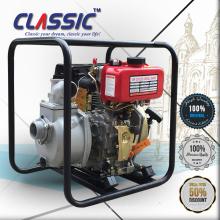 Pompe à eau diesel à irrigation agricole, pompe à eau diesel diesel haute pression de 1,5 pouces, pompe à moteur diesel