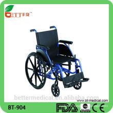 Aluminum high quality wheelchair
