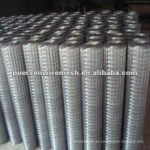 Fábrica de Anping Precio bajo malla de alambre soldada galvanizada