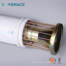 Edelstahlkäfig Kundenspezifischer Filterbeutelkäfig