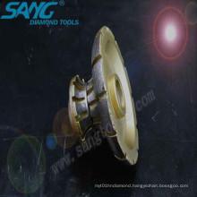 Processing Stone Tools Diamond Profile Wheels (SA-016)