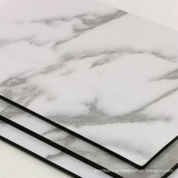 Новый продукт из мраморной алюминиевой композитной панели