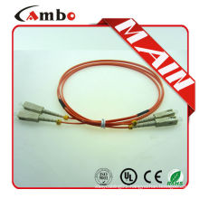 SC/FC/ST/LC SM MM OM1 OM2 Duplex Wire