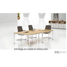 Sala de conferencias de madera de la oficina o tabla moderna de la conferencia para la venta al por mayor