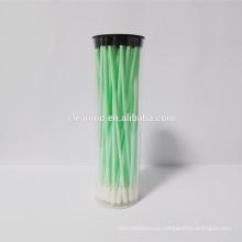(Горячий)шпатель форменный пена чаевые чистящие тампоны компании itw TX740B пробирки.