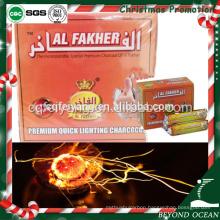 Tablet Al Fakher charcoal for hookah shisha