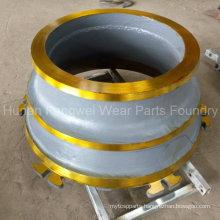 OEM Sand/Lost Foam Casting Mining Machinery Wear Parts